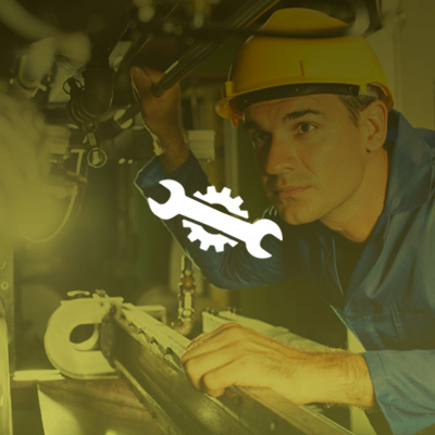 montaż maszyn