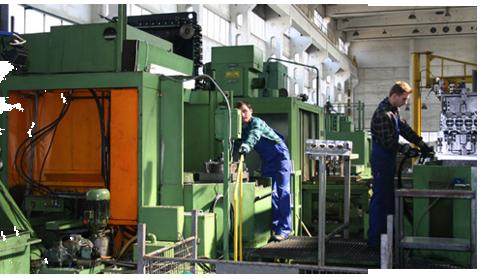 relokacja maszyn montaż maszyn